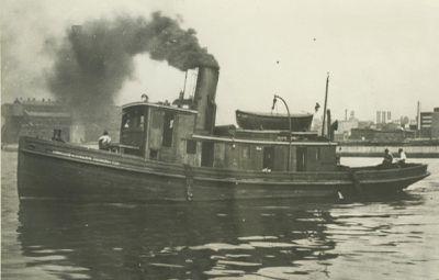GILLEN, MARTIN J. (1912, Tug (Towboat))