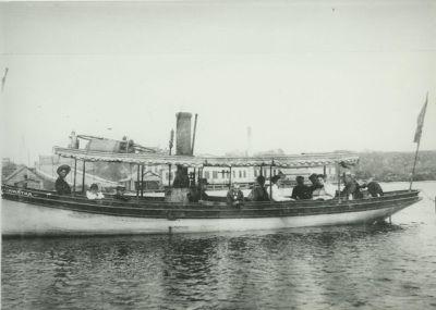 HIAWATHA (1886, Ferry)