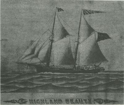 HIGHLAND BEAUTY (1876, Schooner)