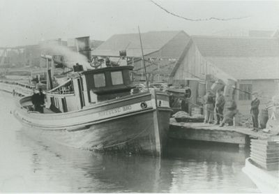 HOFFNUNG BROS. (1890, Tug (Towboat))