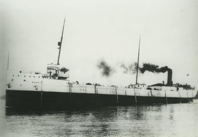 MUNCY (1902, Package Freighter)