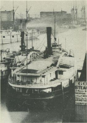 MUSKEGON (1871, Steamer)