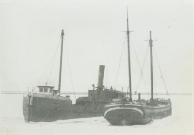 NEGAUNEE (1867, Barkentine)