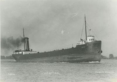 NEPTUNE (1901, Bulk Freighter)