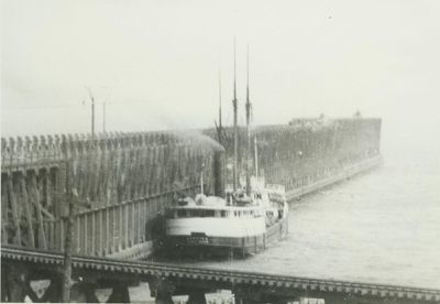 NEWAYGO (1890, Steambarge)