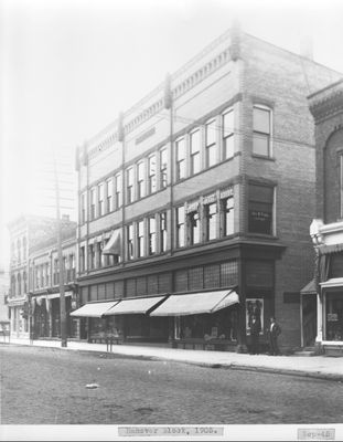 Hanover Block