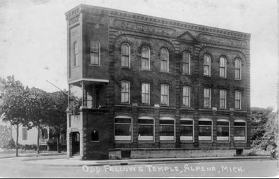 Odd Fellows Temple