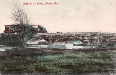 Chisholm Street Bridge