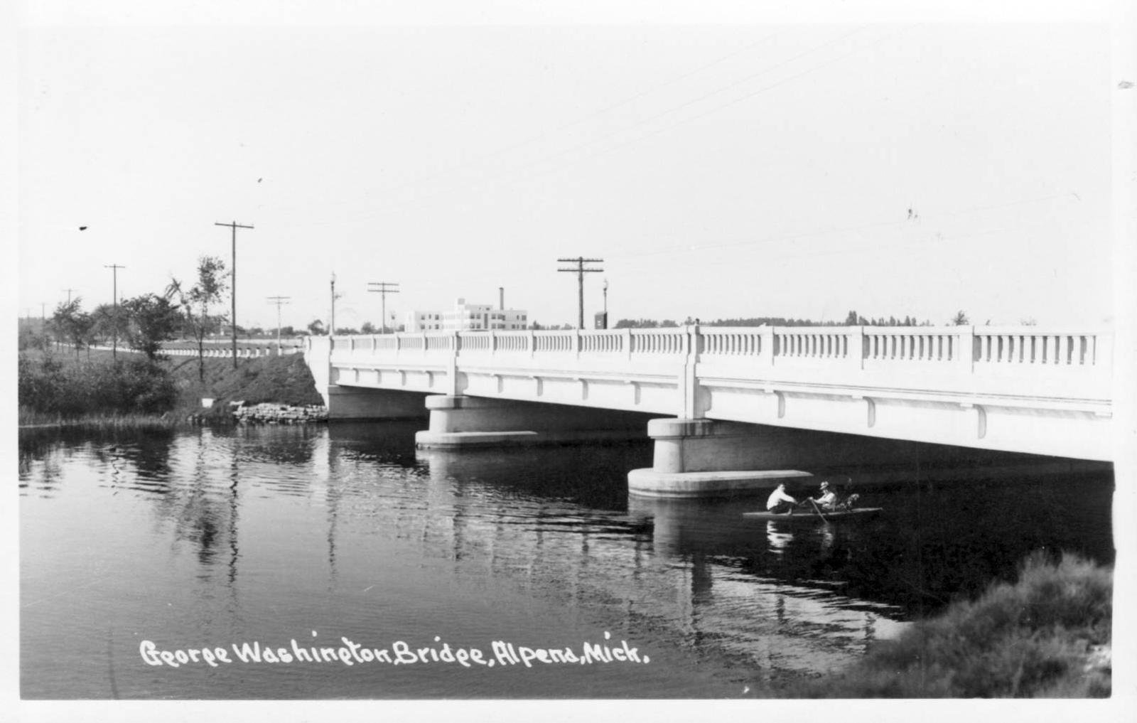Chisholm Street Bridge