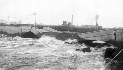 Ninth Street Bridge Collapse
