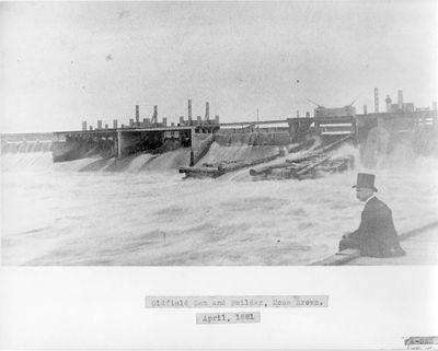 Oldfield Dam