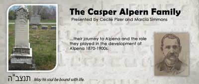The Casper Alpern Family