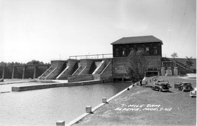 Seven Mile Dam
