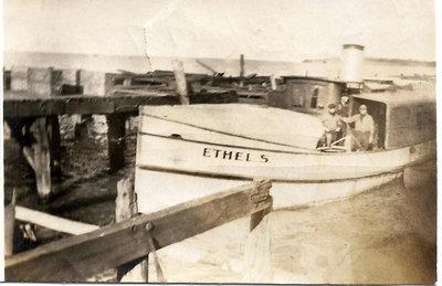 ETHEL S. (Fish Tug)