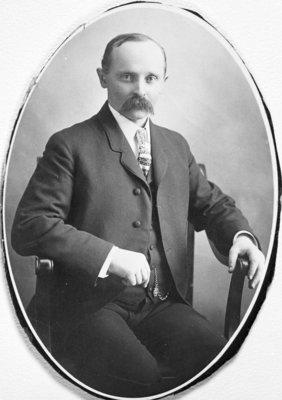 Ludwig R. Balken / Ludvig Rosenkrantz Balchen