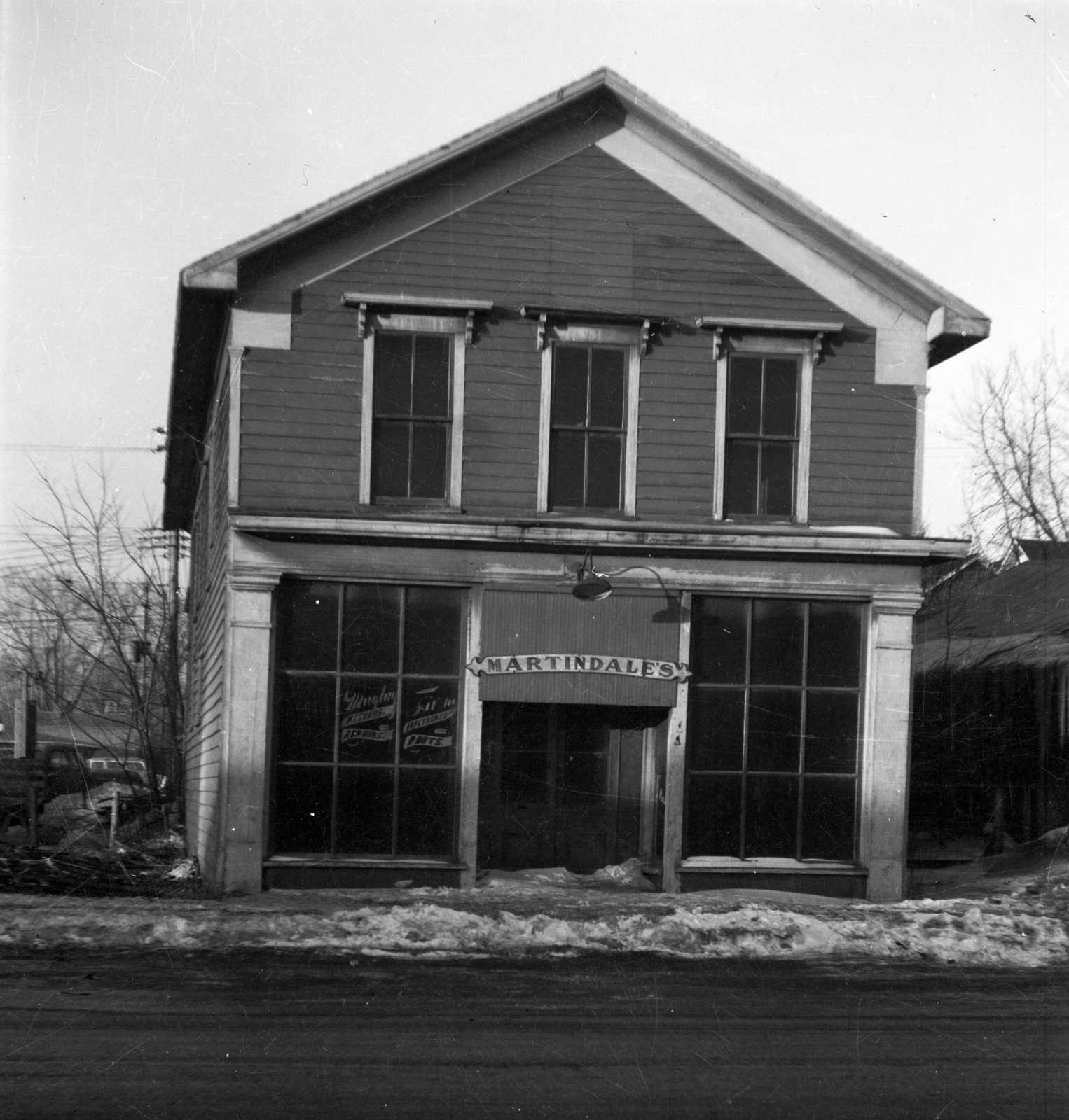 Martindale's Store