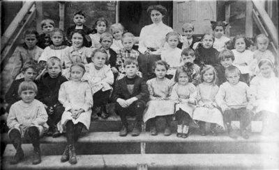 Lockwood School Students