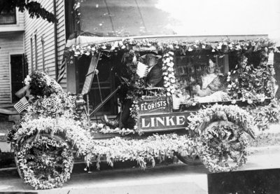 Linke Parade Float