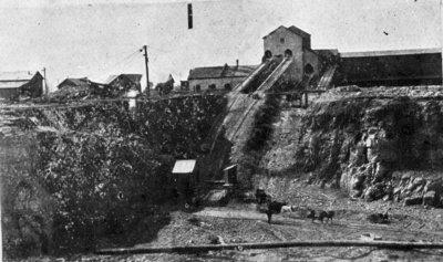 Michigan Alkali Quarry