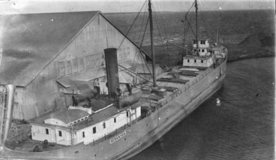 Vessel SCRANTON of the Huron Portland Cement Company