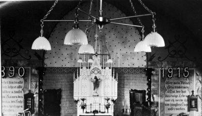 St. Paul Lutheran Church Interior