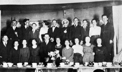 St. Paul Lutheran Church Banquet