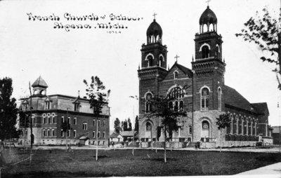 St. Anne's Catholic Church and School
