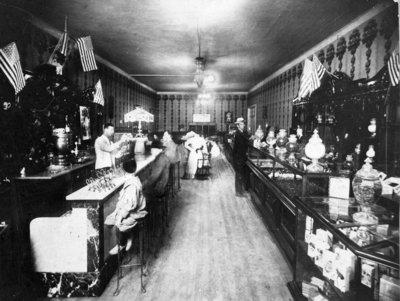 Unknown Candy & Soda Shop