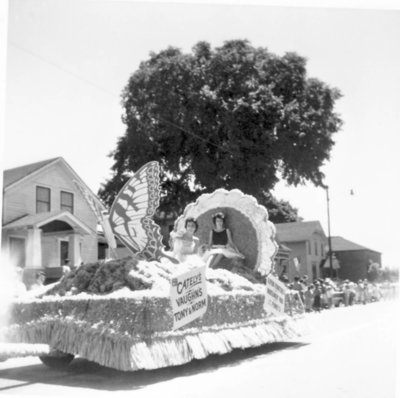 Independence Day Parade 1962