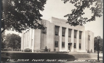 Alpena County Courthouse
