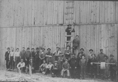 Grace Harbor Sawmill