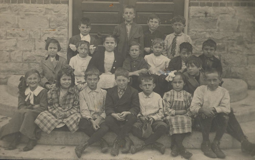 Churchill School Students