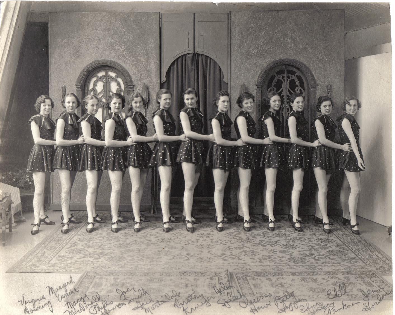 Rotary Dance Group