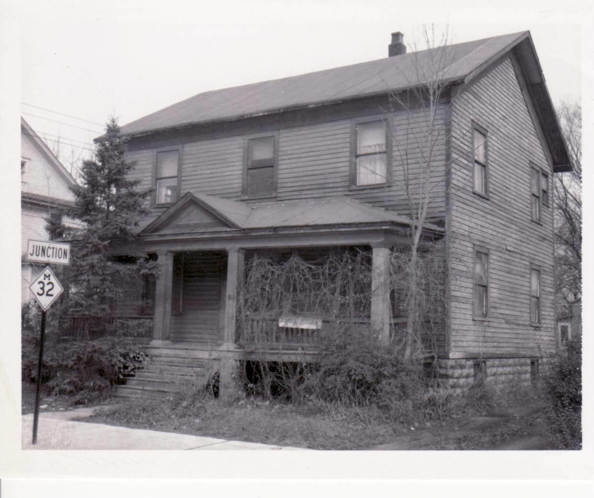 Carter Home