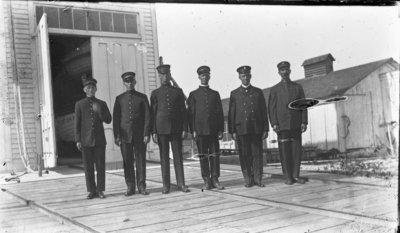Middle Island: Coast Guard Crewmen