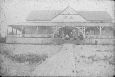 Huron Beach Pavilion