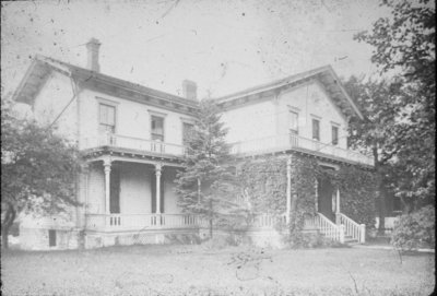 Unidentified House or Hotel
