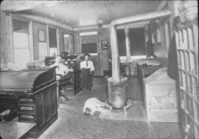 Alpena News Interior