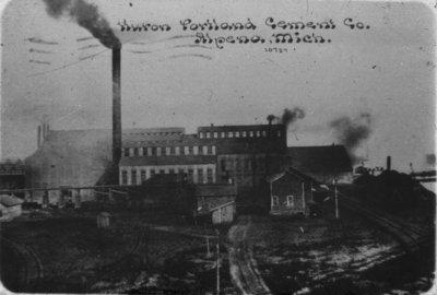 Huron Portland Cement Company