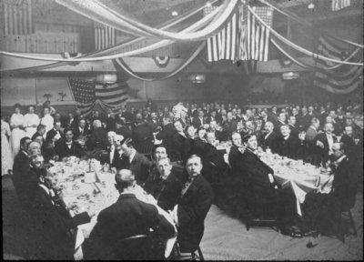 Banquet at Armory