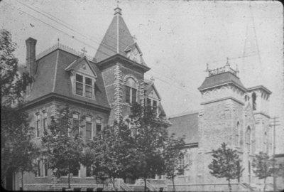 St. Bernard's Church and School