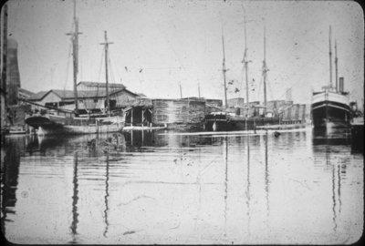 Thunder Bay River Scene