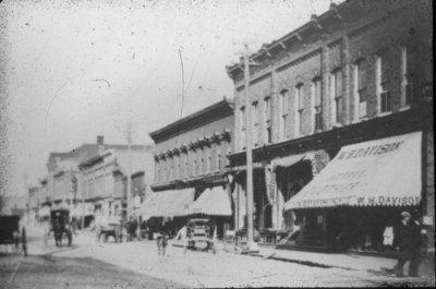 Downtown Alpena
