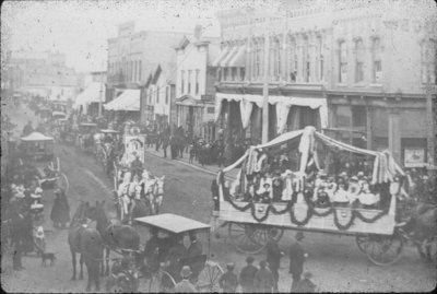 Parade in Downtown Alpena