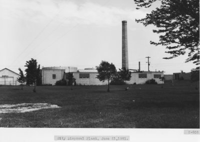 City of Alpena Disposal Plant