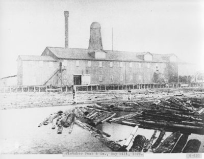 Fletcher, Pack & Co., Bay Mill