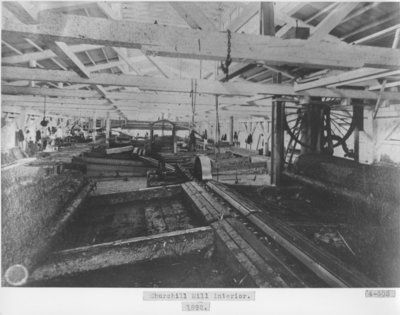Churchill Mill Interior