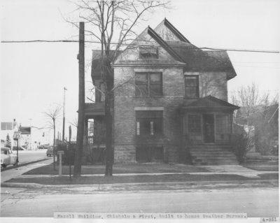 Weather Bureau, Hazell Building