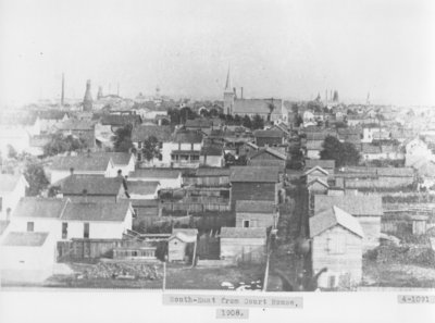 City of Alpena, looking down Lockwood Street