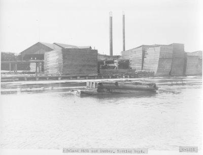 Island Mill Lumber